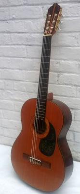 Classic Yoshima Model C Rosewood Concert Guitar - Japan. From the 70s