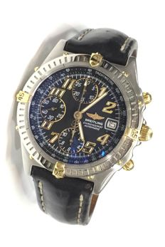 Breitling Chronomat B13350 - Men's watch - Year 2000