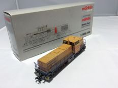 Märklin H0 - 37658.140 - Strukton Railinfra Industrie diesel locomotive, weathered (2311)