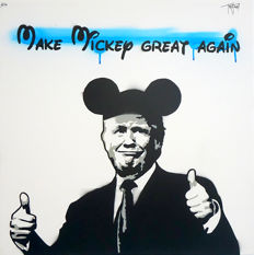 Truteau - Make Mickey Great Again