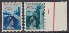 The Netherlands 1931 - industry and manufacturing - NVPH 236/237