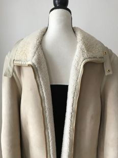 Gucci - lambskin coat
