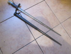 French Model 1874 Gras Bayonet