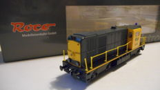 Roco H0 - 68793 - Diesel locomotive Series 2400 of the NS, no. 2418