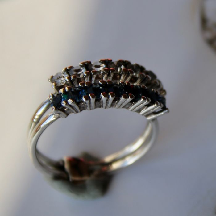 Antique Ring Or Engagement Ring: 2 Separate Rings