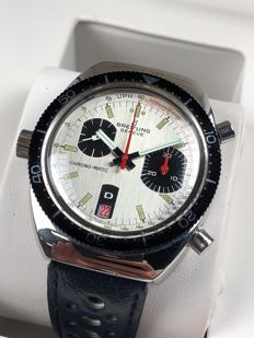 Breitling Chrono-matic Chronograph automatic, reference: 2112-15 - men's watch