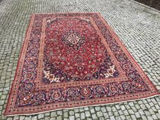 Made in Iran /  Persian Keshan Rug 305x195cm -hand knotted