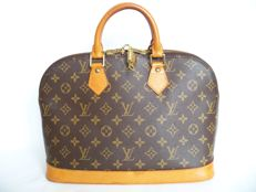 Louis Vuitton - Alma + LV padlock (318) with key -*No Minimum Price*