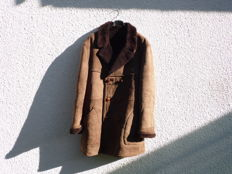 Shearling - Guaranteed original- Indios - Bunda - Vintage