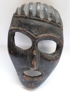 Himalayan Mask - Himachal Pradesh / India - 19th century