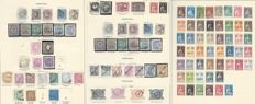 Portugal 1853/1949 - small collection of  stamps