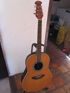 Applause AE61-4 Electro-Acoustic Guitar - A Kaman Music Product by Ovation - China