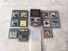 Nintendo Gameboy Color with 11 Games