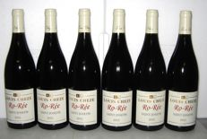 "2015 Saint-Joseph ""Ro-Ré"" Domaine Louis Chèze – Lot of 6 bottles"