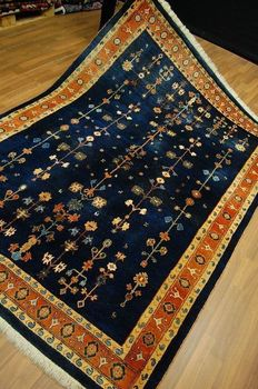 Genuine hand-knotted LORI PAFF carpet /IRAN approx. 240x170 cm