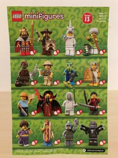 Collectible Minifigures Series 13