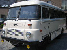 Robur - Bus Diesel 21 places - 1988