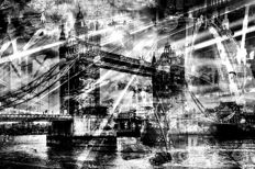 Thomas Bijen - London Shadows | Limited Edition Fine Art