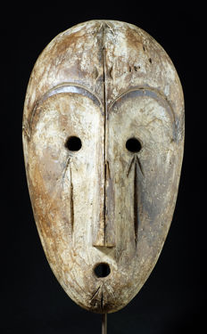 Old mask - FANG (NGIL) - Gabon