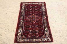 Hand-knotted Persian carpet, Hamadan, approx. 133 x 78 cm