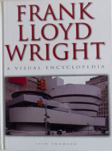 Frank Lloyd Wright; Lot with 4 publications - 1953/1999