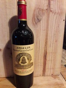 2010 Chateau Angelus, Saint-Emilion Grand Cru - 1 bottle (75cl) - 99+ Parker pts