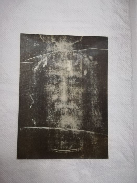 The Holy Face of Jesus - Double face of Jesus Christ - 1970