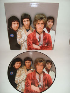 "The Who -  I Can`t Explain / Rare 10"" Picture Disc / Live at Concertgebouw Amsterdam, Sep. 29, 1969 / Special Limited Edition for Fan Club Who France"