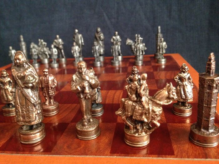 Chess culture of Spain 20th century
