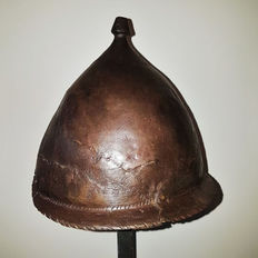Roman Celtic helmet type Montefortino - 200 x 210 mm