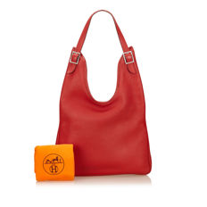 Hermes - Leather Massai Shoulder bag