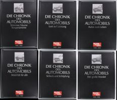 Die Chronik des Automobils - Volume 1-6