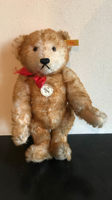 Steiff bear - 1928 Classic Patsy (with label and 'knopf im Ohr')