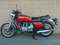 Honda - Gold Wing GL1000 - 1978