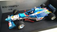 Minichamps - Scale 1/18 - Benetton B197 Renault #8 1997 - G. Berger