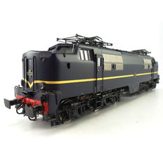 Philotrain H0 - 870/24-3 - Brass small series Electric locomotive series 1200 of the NS