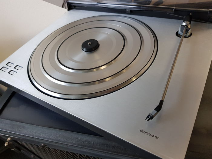 BEOGRAM RX2 Turntable Record Player BO AS IS Bang Olufsen