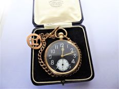 Rolex - rolex swiss gents pocket watch.date 1930. - Men - 1901-1949
