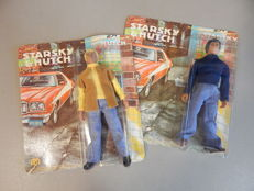Mego Starsky & Hutch figure on blister - 2x blister - (1975)