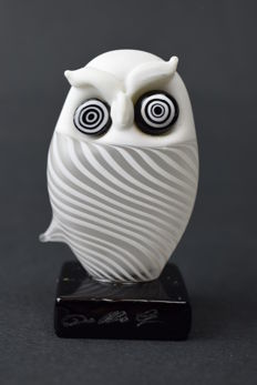 De Mio Giuliano - collectable owl