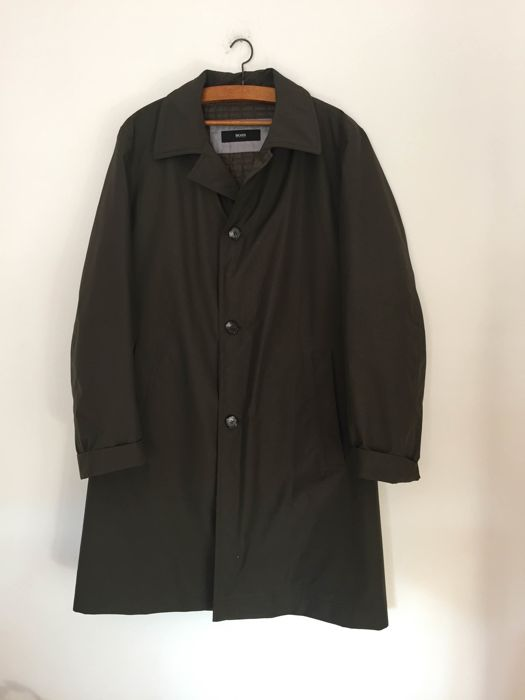 Hugo Boss - Men's raincoat
