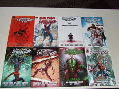 Amazing Spider-man Set - 8x Hardcovers With Dust Jackets - 1st Editions -  (2009-2012)
