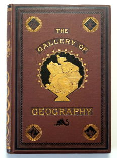 Thomas Milner - The Gallery of Geography - No Date, Ca. 1872