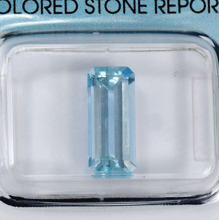 Aquamarine – 2.43 ct