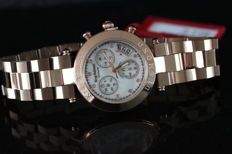 Krug Baumen Couture Diamond Chronograph - women's wristwatch model 2018