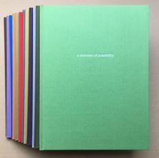 Paul Graham - A shimmer of possibility - 12 volumes 2007