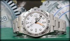 Rolex - EXPLORER II Ref 216570 Never Polish 2015  - Heren - 2011-heden