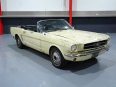 Ford - Mustang Techo Blando descapotable 289CI V8 4.7L - 1965