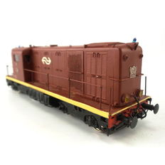 Philotrain H0 - 70KIT - Exclusive brass built NS 2400 of the NS