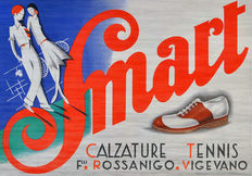 Anonymous - Smart Calzature Tennis Vigevano - 1934